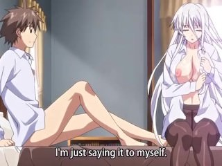 Schoolgirl Knight:Pure White Panties EP1